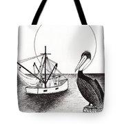 Pelican Fishing Paradise C1 Tote Bag