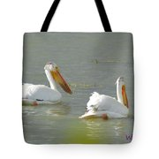 Pelican In Colorado Tote Bag