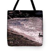 Pelican Lunch Tote Bag