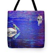Pelican Mates 2 Tote Bag