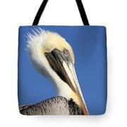 Pelican Mohawk Tote Bag
