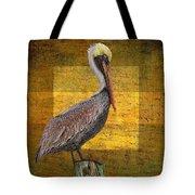 Pelican Poetry Tote Bag