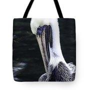 Pelican Profile Tote Bag