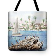 Pelican Rock Tote Bag