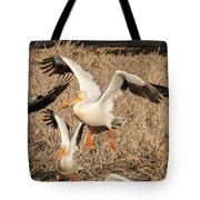Pelican Takeoff Tote Bag