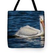 Pelican Wake Tote Bag