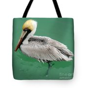 Pelican's Cove Tote Bag