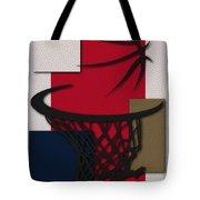 Pelicans Hoop Tote Bag