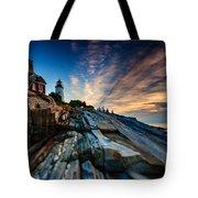 Pemaquid Sunrise Tote Bag
