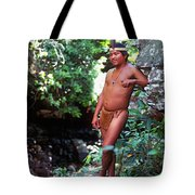 Pemon Tribe Tote Bag