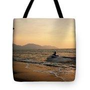 Penang Sunset Tote Bag