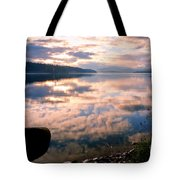 Pend Oreille Reflections Tote Bag