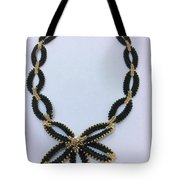 Pendant With Beads 1 Tote Bag