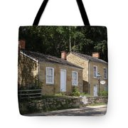 Pendarvis Houses Summer Tote Bag