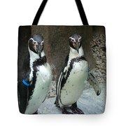 Penguin Duo Tote Bag