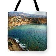Peninsula Cove Tote Bag