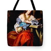 Penitent Mary Magdalene Tote Bag