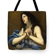Penitent Saint Mary Magdalene Tote Bag