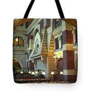Penn Fine Arts Library Tote Bag