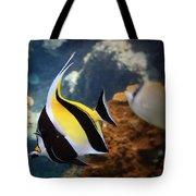 Pennant Coralfish Tote Bag