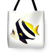 Pennant Fish Tote Bag