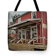 Pennsdale Country Store Tote Bag by Stephanie Calhoun