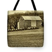 Pennsylvania Barn Tote Bag