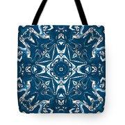 Pennsylvania Dutch Kaleidoscope Tote Bag