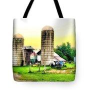 Pennsylvania Farming  Tote Bag