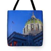 Pennsylvania State Capitol Tote Bag