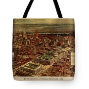 Pennsylvania Station 1910 Tote Bag