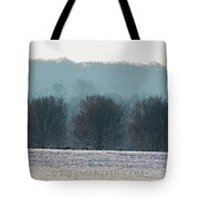 Pennsylvania Winter Tote Bag
