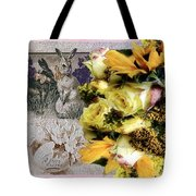 Penny Postcard Easter Tote Bag