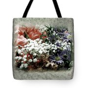 Penny Postcard Romantica Tote Bag