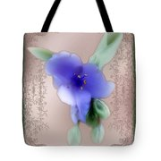 Penny Postcard Wildflower Tote Bag