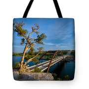 Pennybacker Bridge 2 Tote Bag