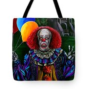 Pennywise It Tote Bag