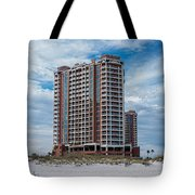 Pensacola Beach Resort Tote Bag