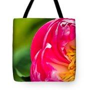 Peonie Flower Tote Bag