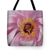 Peonie In Pink Tote Bag