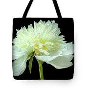 Peony Expression Of Tenderness Tote Bag