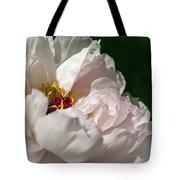Peony Petals Tote Bag