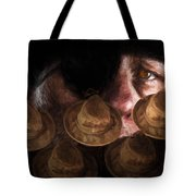 People In The Box Tote Bag