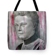 People- Lizzie Borden Tote Bag