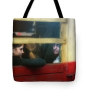 People Mover Tote Bag