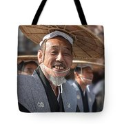 People Of Past Eras Tote Bag