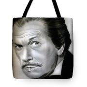 People- Vincent Price Tote Bag