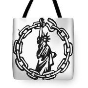 Peoples Rights Party Tote Bag