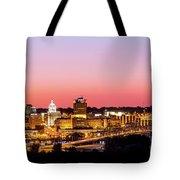 Peoria Downtown Tote Bag
