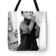 Peow Tote Bag